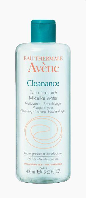 фото упаковки Avene Cleanance мицеллярная вода