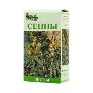 фото упаковки Сенны листья