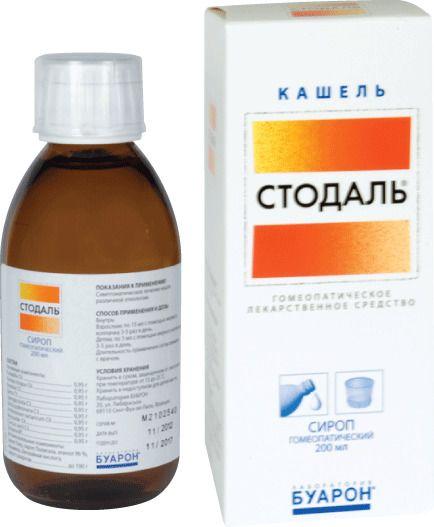 фото упаковки Стодаль