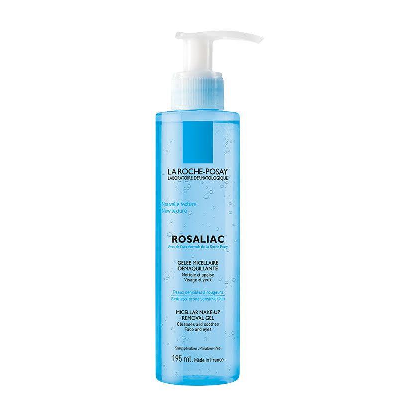 фото упаковки La Roche-Posay Rosaliac мицеллярный гель для кожи лица и век