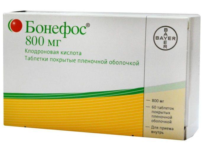 фото упаковки Бонефос