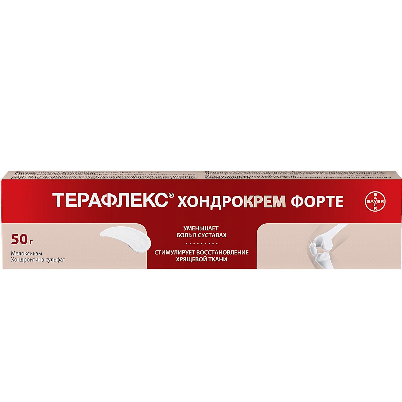 фото упаковки Терафлекс Хондрокрем Форте