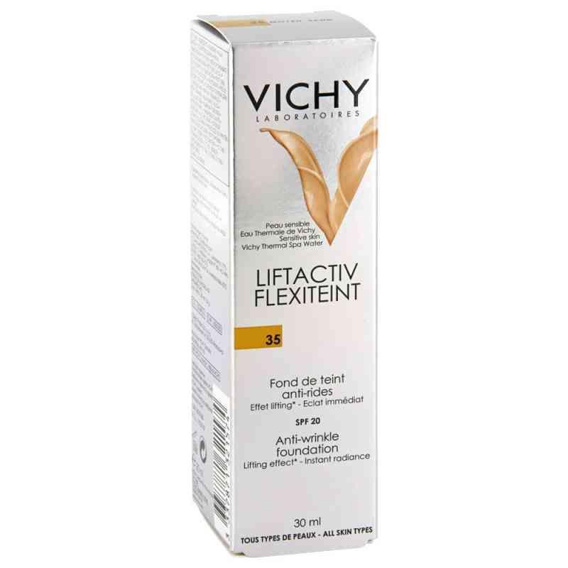 фото упаковки Vichy Liftactiv Flexilift тональный крем тон 35
