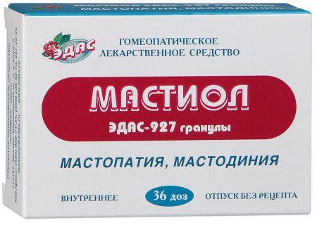 фото упаковки Эдас-927 Мастиол