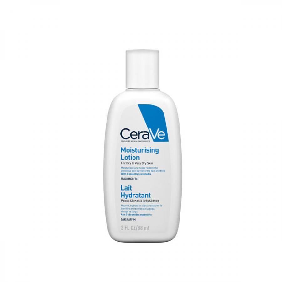 фото упаковки CeraVe Лосьон увлажняющий для кожи лица и тела