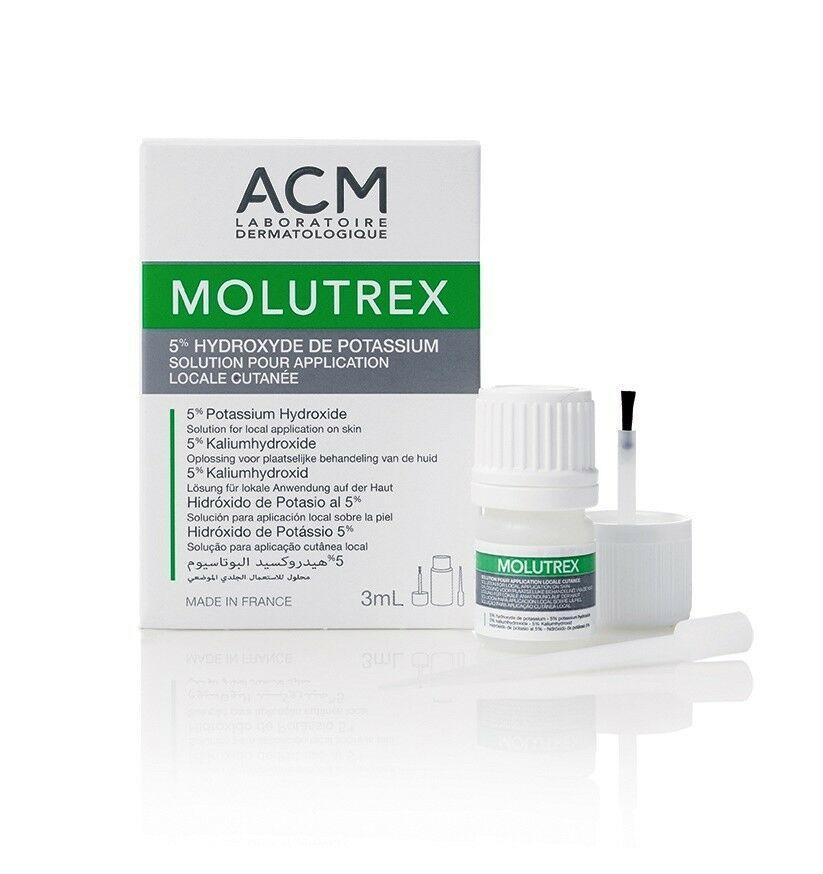 фото упаковки Молютрекс раствор для лечения контагиозного моллюска