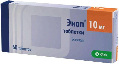 фото упаковки Энап