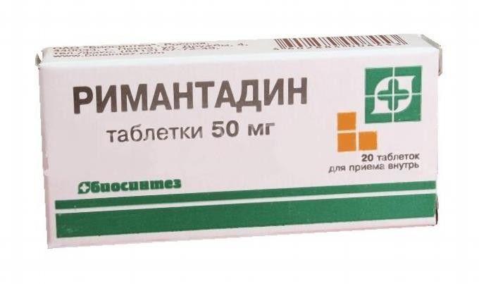 фото упаковки Римантадин