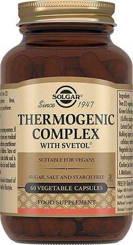 фото упаковки Solgar Термогенный комплекс