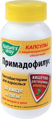 фото упаковки Примадофилус