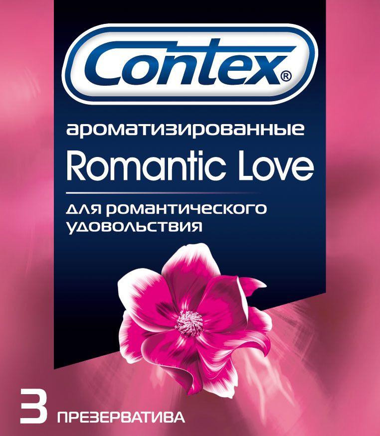 фото упаковки Презервативы Contex Romantic Love