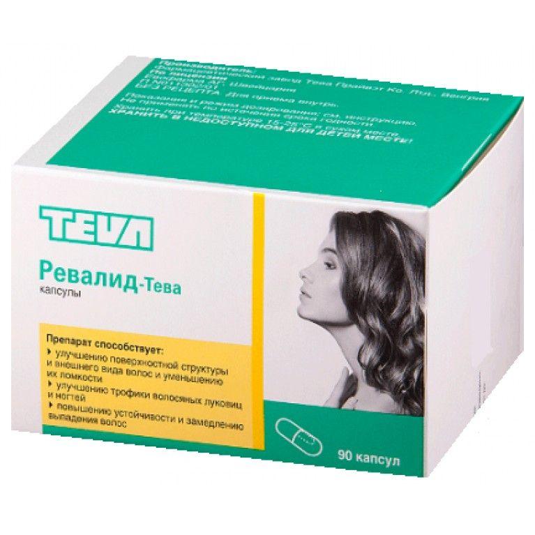 фото упаковки Ревалид-Тева