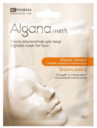 фото упаковки Algana Маска-пилинг альгинатная