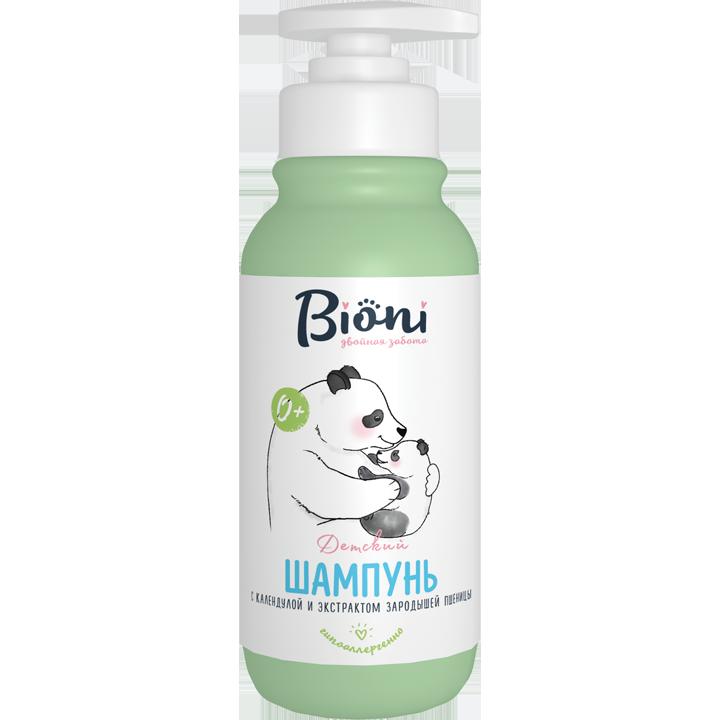 фото упаковки Bioni Шампунь для младенцев