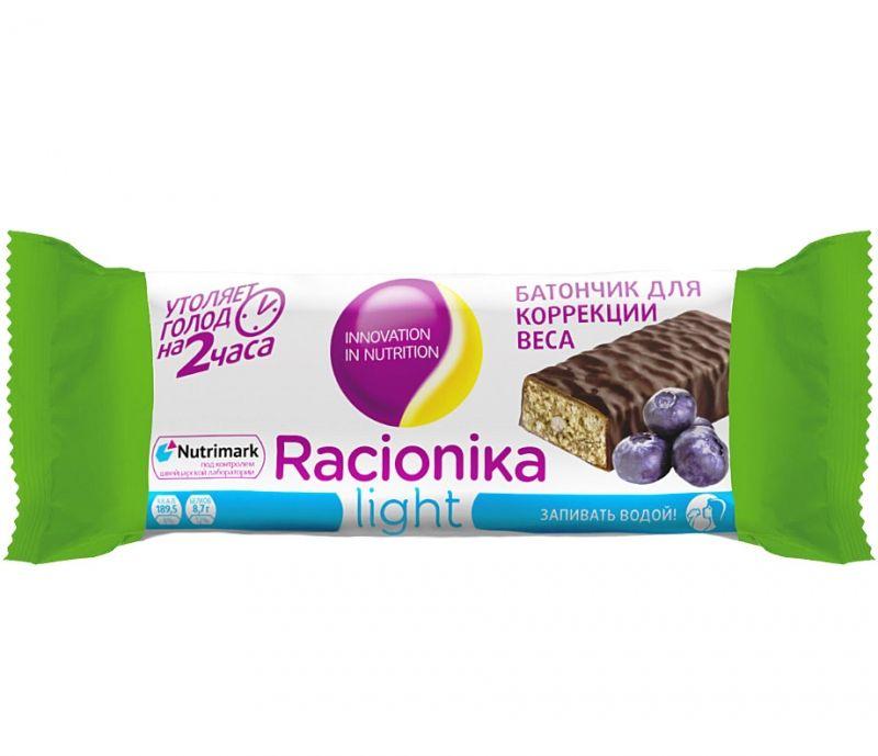 фото упаковки Racionika Light батончик