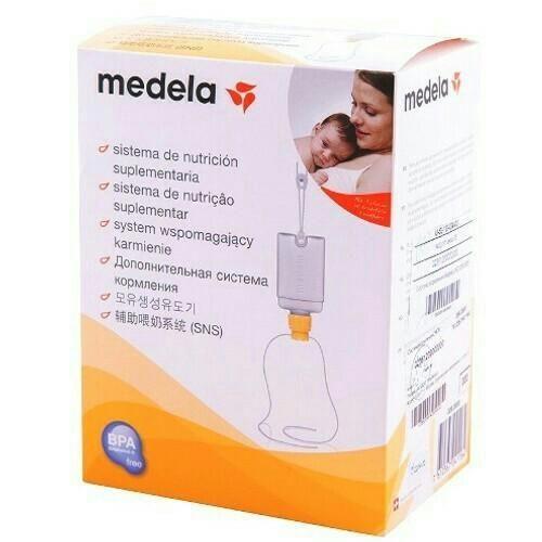 фото упаковки Medela дополнительная система кормления (SNS)