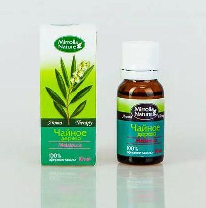 фото упаковки Масло эфирное Чайное дерево