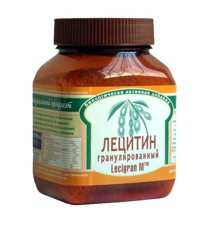 фото упаковки Лецитин соевый гранулированный Лецигран М
