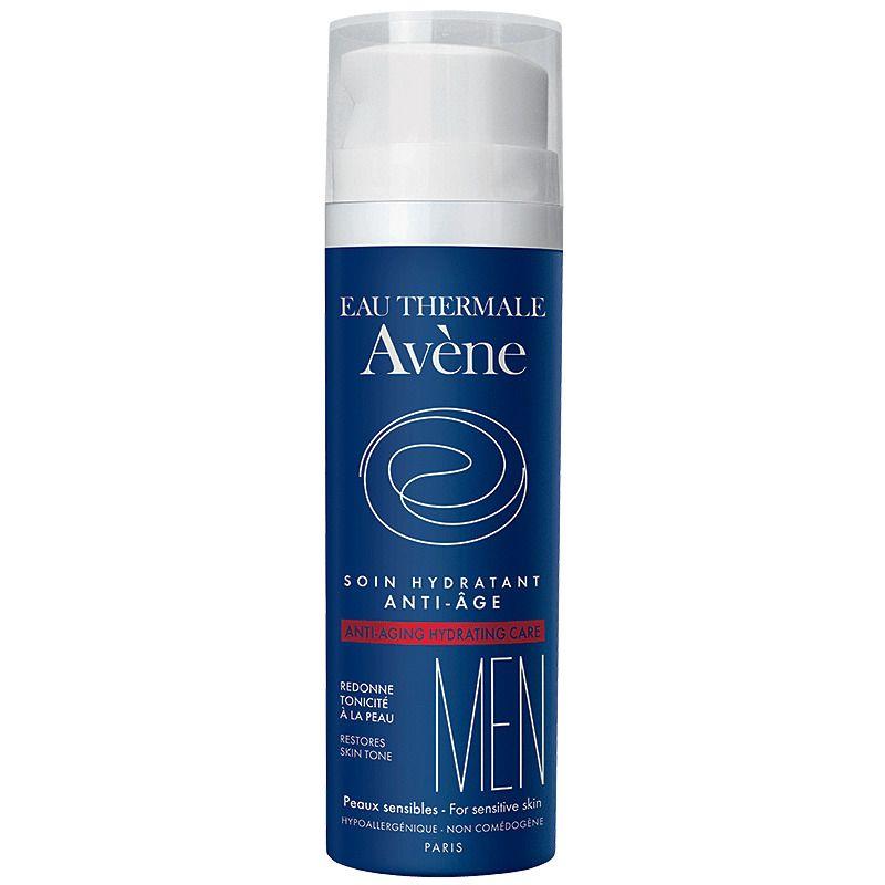 Avene Men эмульсия антивозрастная увлажняющая
