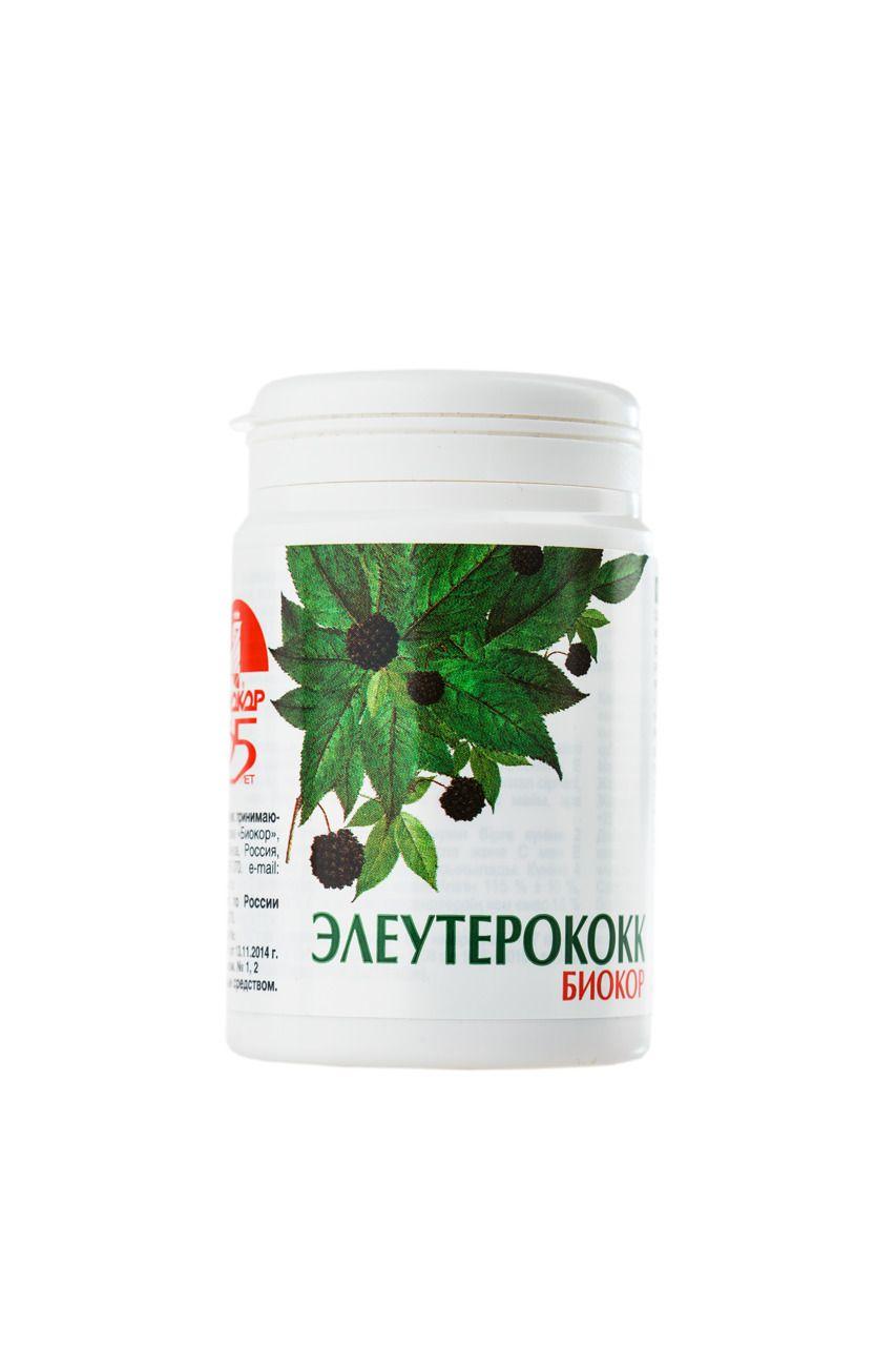 фото упаковки Элеутерококк Биокор