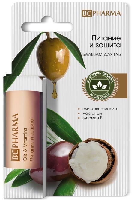 фото упаковки BC Бальзам для губ Питание и защита