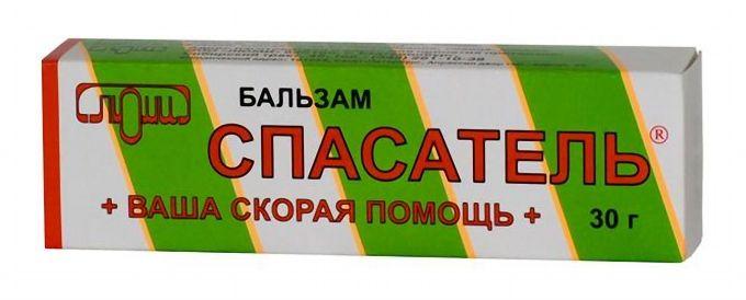 фото упаковки Спасатель бальзам