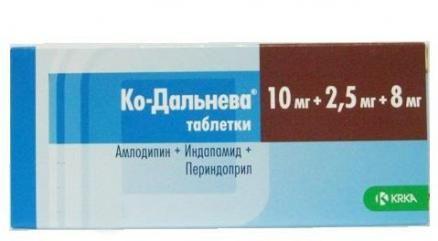 фото упаковки Ко-Дальнева
