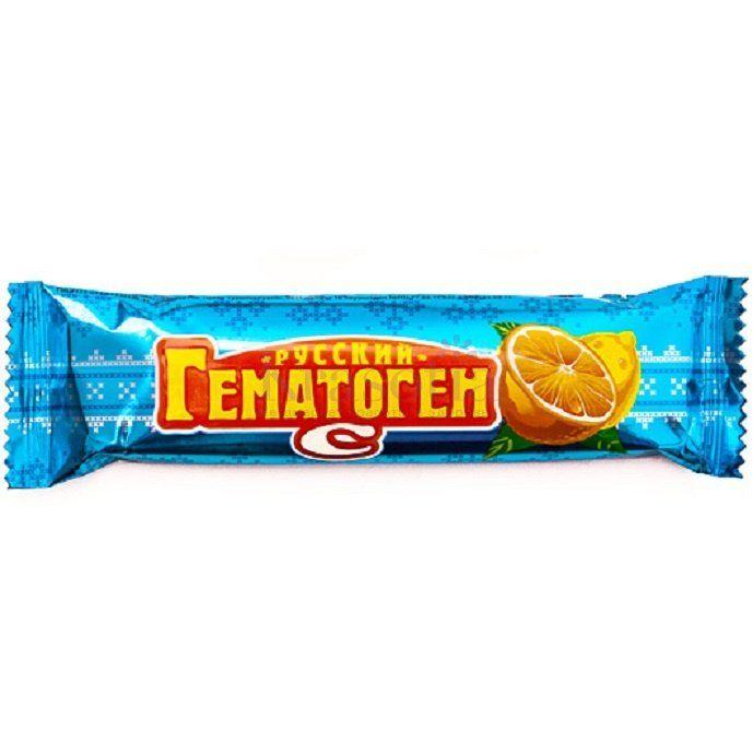фото упаковки Гематоген Русский С