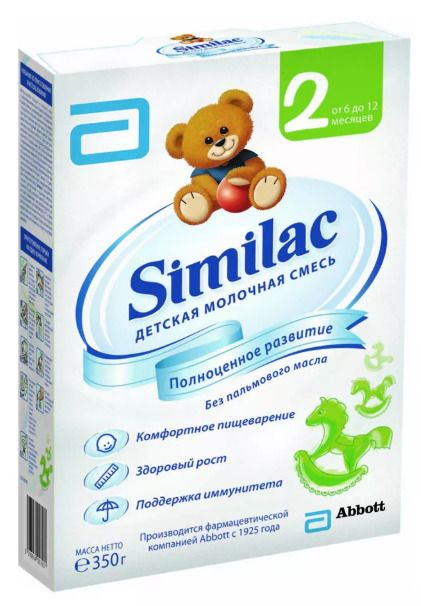 фото упаковки Similac 2