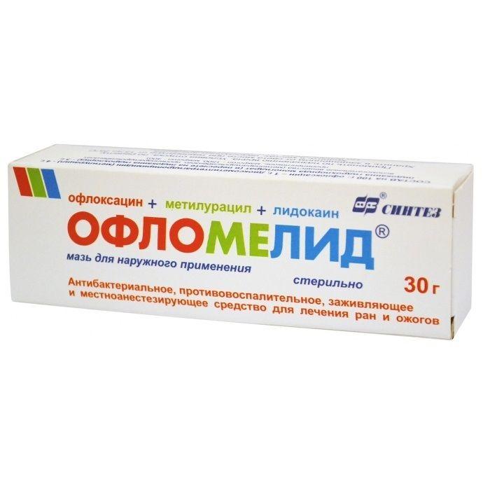 фото упаковки Офломелид