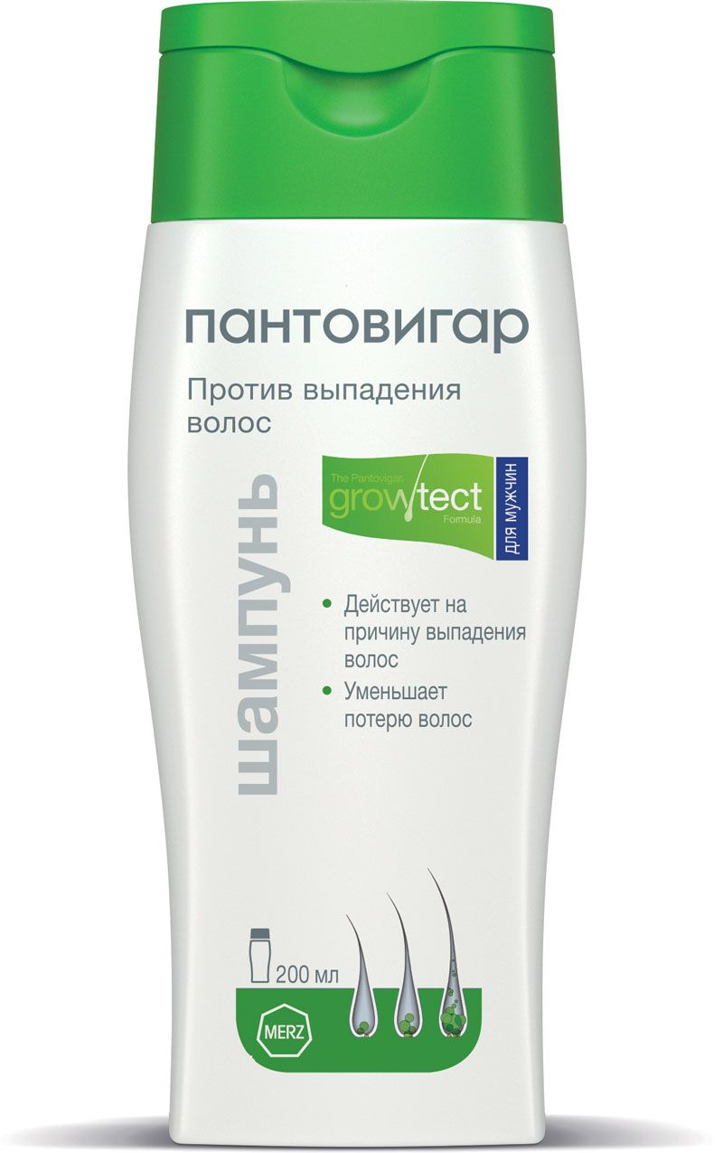 фото упаковки Пантовигар шампунь против выпадения волос