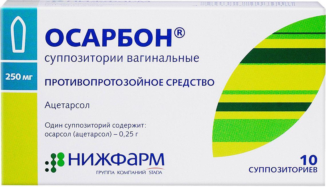 фото упаковки Осарбон