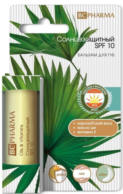 фото упаковки BC Бальзам для губ Солнцезащитный SPF 10