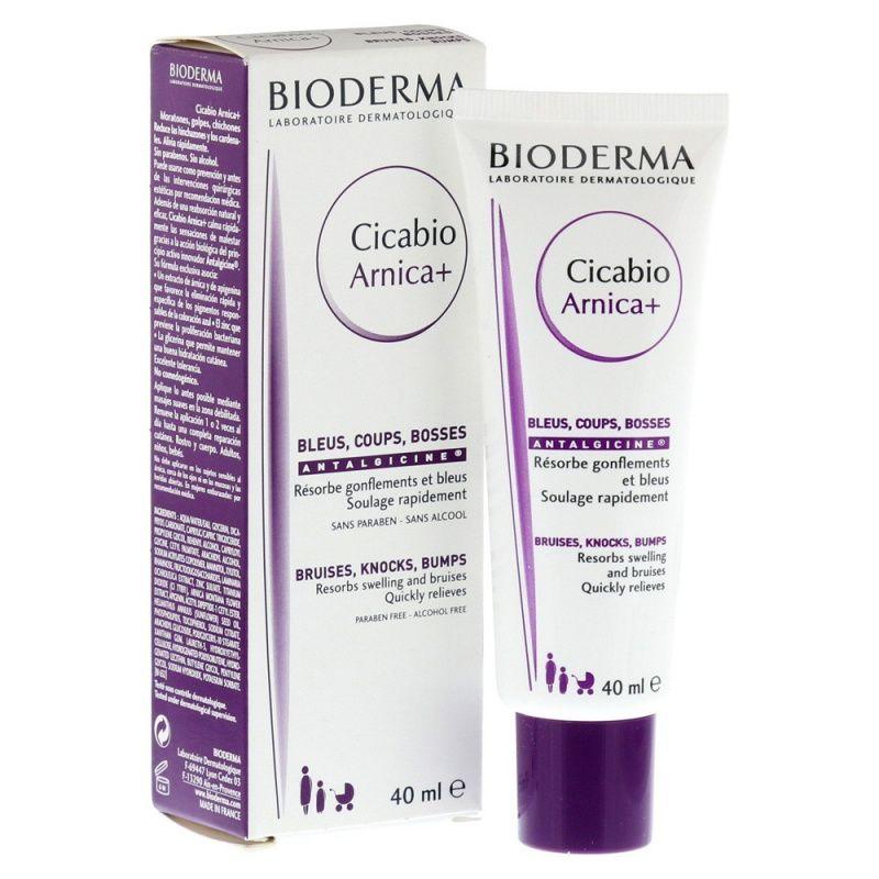 Bioderma Cicabio Арника+ Крем, крем для тела, 40 мл, 1 шт.
