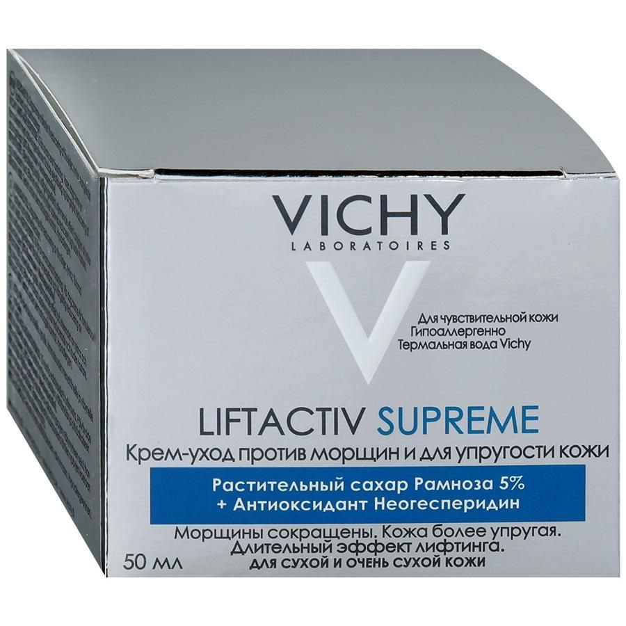 фото упаковки Vichy Liftactiv Supreme крем против морщин и для упругости