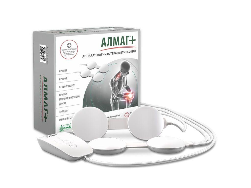 фото упаковки Алмаг+ аппарат магнитотерапевтический