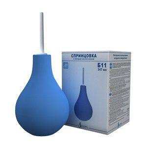 фото упаковки Спринцовка пластизольная Альпина Пласт Б11