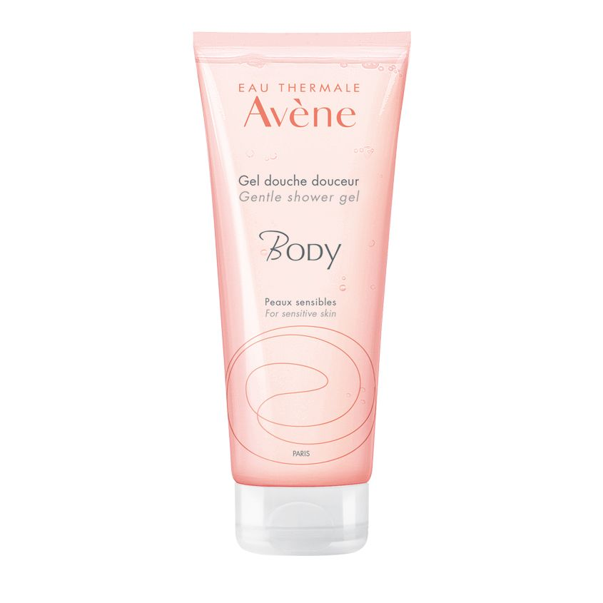 фото упаковки Avene Body мягкий гель для душа