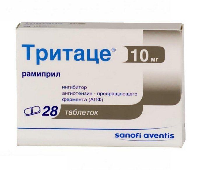 фото упаковки Тритаце