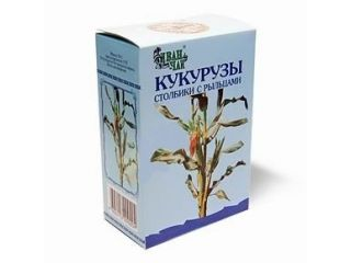 фото упаковки Кукурузы столбики с рыльцами резано-прессованные
