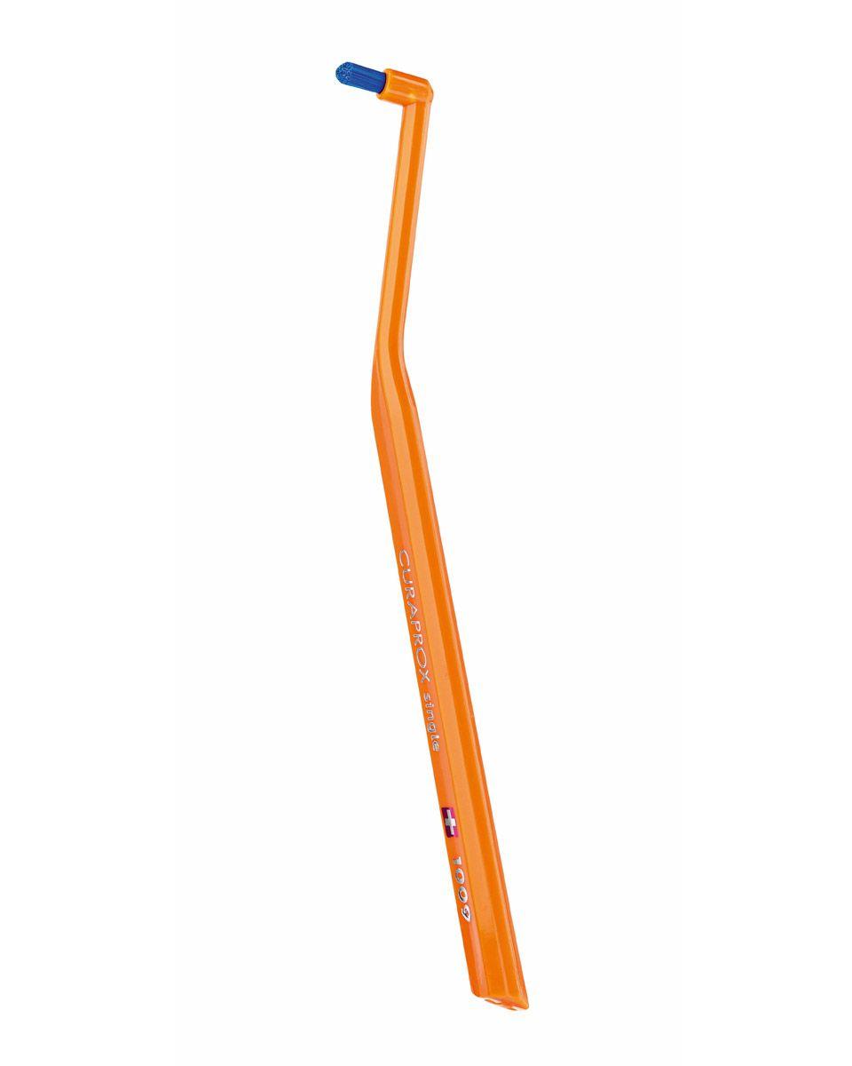 Curaprox CS 1009 Монопучковая щетка, 9 мм, щетка зубная, монопучковый (-ая; -ое; -ые), 1 шт.