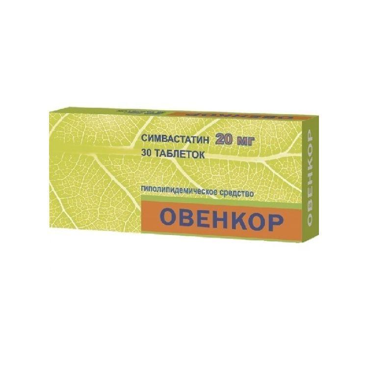 фото упаковки Овенкор