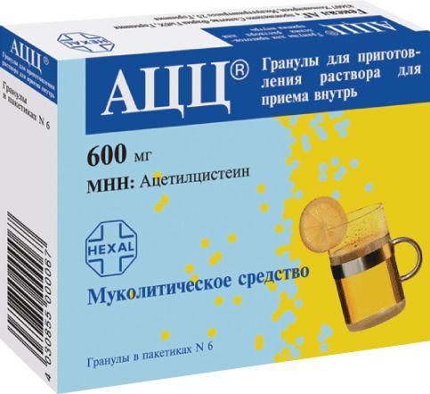 фото упаковки АЦЦ