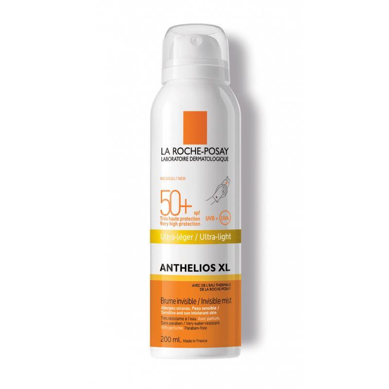 фото упаковки La Roche-Posay Anthelios XL SPF50+ спрей-вуаль солнцезащитный