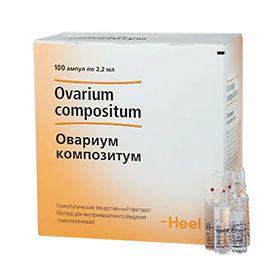 фото упаковки Овариум композитум