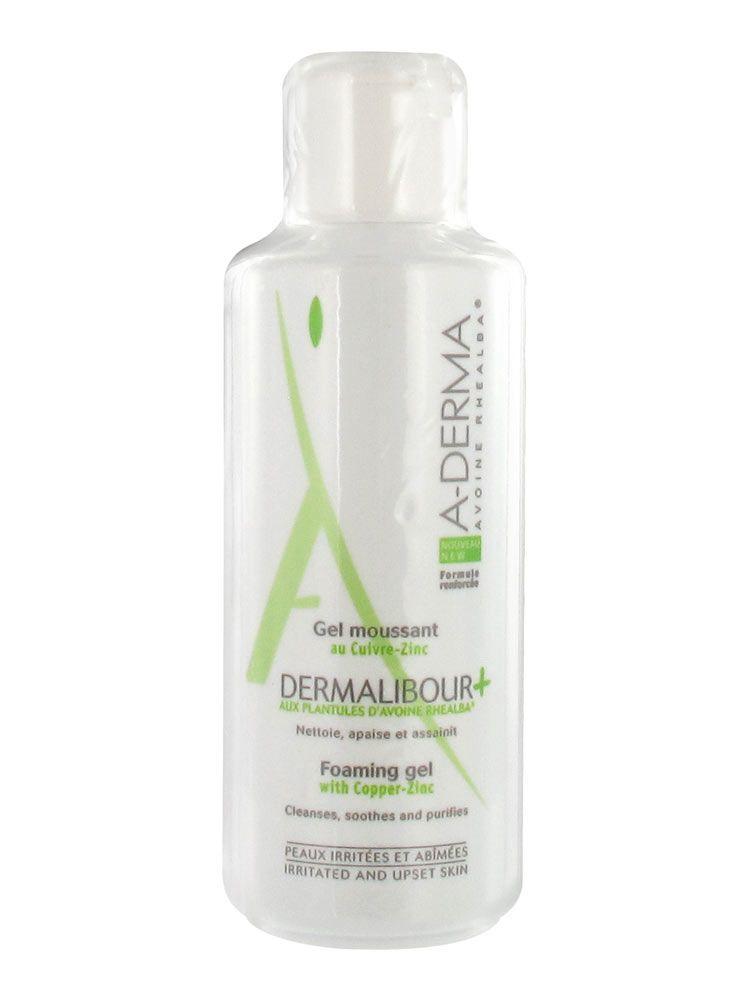 фото упаковки A-Derma Dermalibour+ гель очищающий