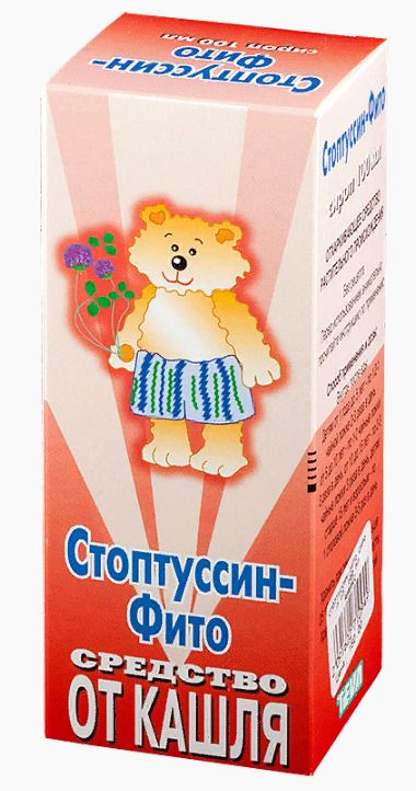 фото упаковки Стоптуссин-Фито