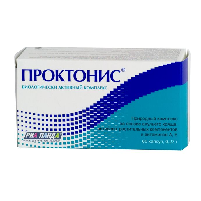 фото упаковки Проктонис