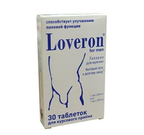 фото упаковки Лаверон для мужчин