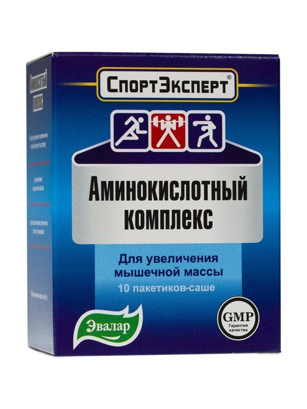 фото упаковки Спортэксперт Аминокислотный комплекс